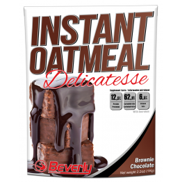 INSTANT OATMEAL Delicatesse 1kg. - Брауни шоколад