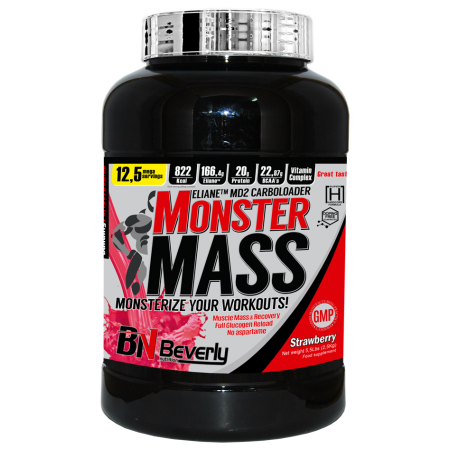 MONSTER MASS 2.5kg. - Ягода