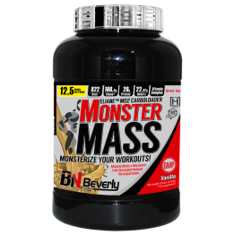 MONSTER MASS 2.5kg. - Ванилия