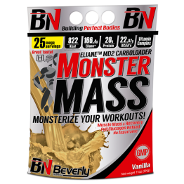 MONSTER MASS 5kg. - Ванилия