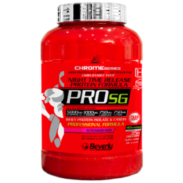 PRO SG Night Time Whey Protein Isolate + Casein 2kg. - Ягода