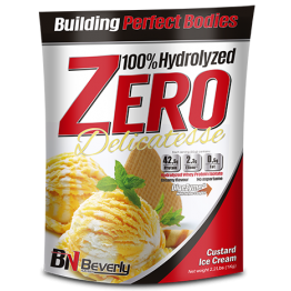 100% HYDROLYZED ZERO DELI WHEY ISOLATE - Сладолед