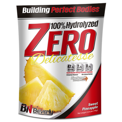 100% HYDROLYZED ZERO DELI WHEY ISOLATE - Ананас