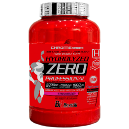 HYDROLYZED ZERO PROFESSIONAL WHEY ISOLATE  - Ягода