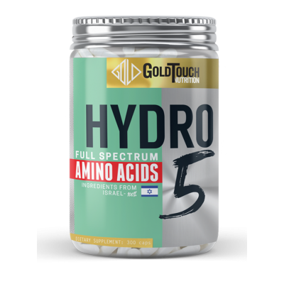 HYDRO 5 PURE AMINO ACIDS - FULL SPECTRUM