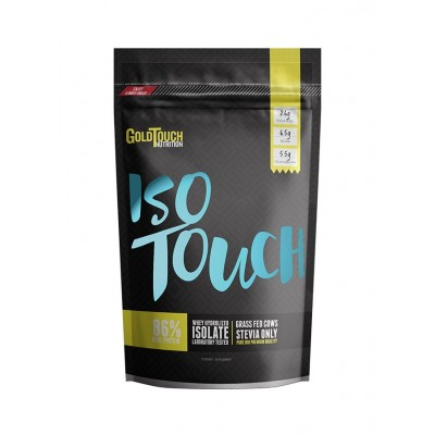 ISO TOUCH 86% PROTEIN + STEVIA - PURE BIO WHEY ISOLATE
